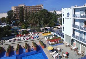 Hotel Rosamar A Lloret De Mar
