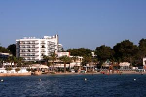 Fiesta Tanit Hotel Cala Gracio Ibiza  Sun Rating