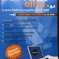 Vendo guía telefónica en CD-Rom