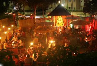 Restaurante Banyan Palace