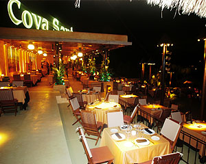 Restaurante cova santa