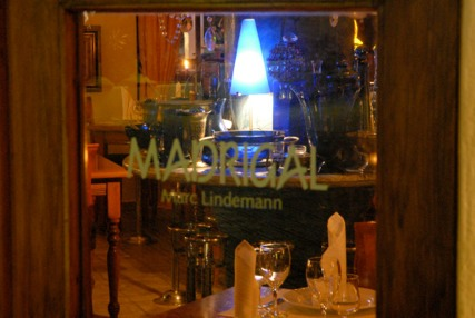 Restaurante Madrigal