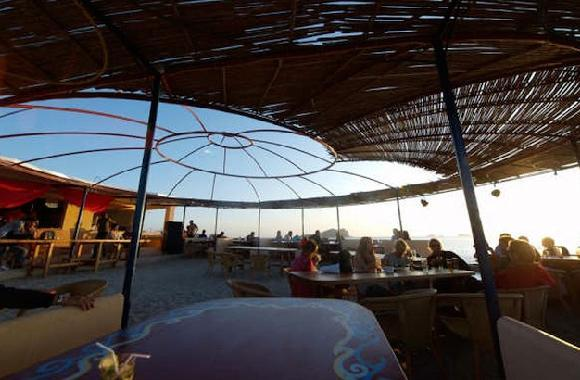 Restaurante Sunset ashram